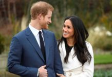 El principe Harry y Meghan Markle+1