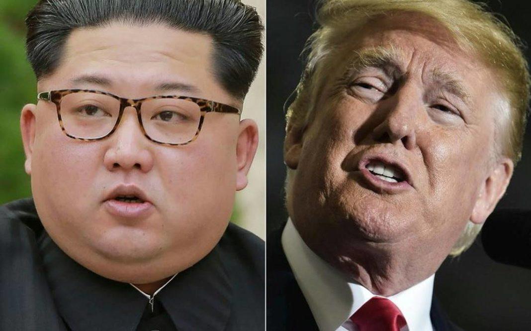 Kim Jon Un - Trump