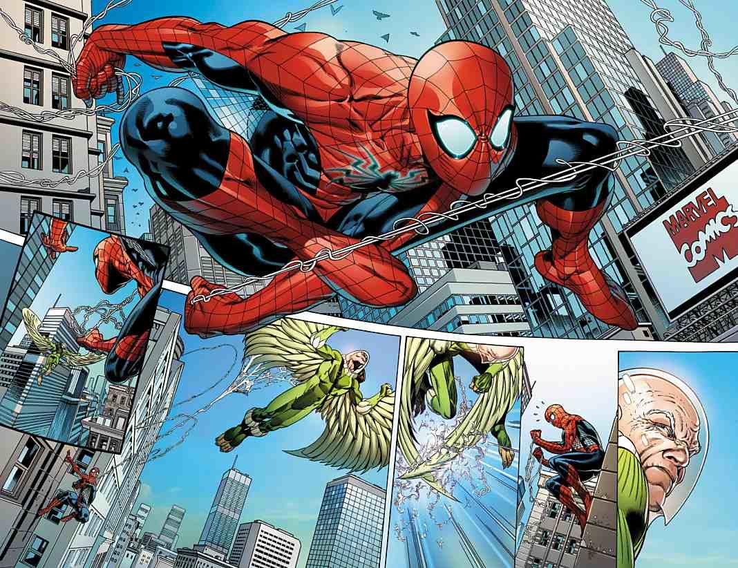 Paulo Siqueira Spiderman+1
