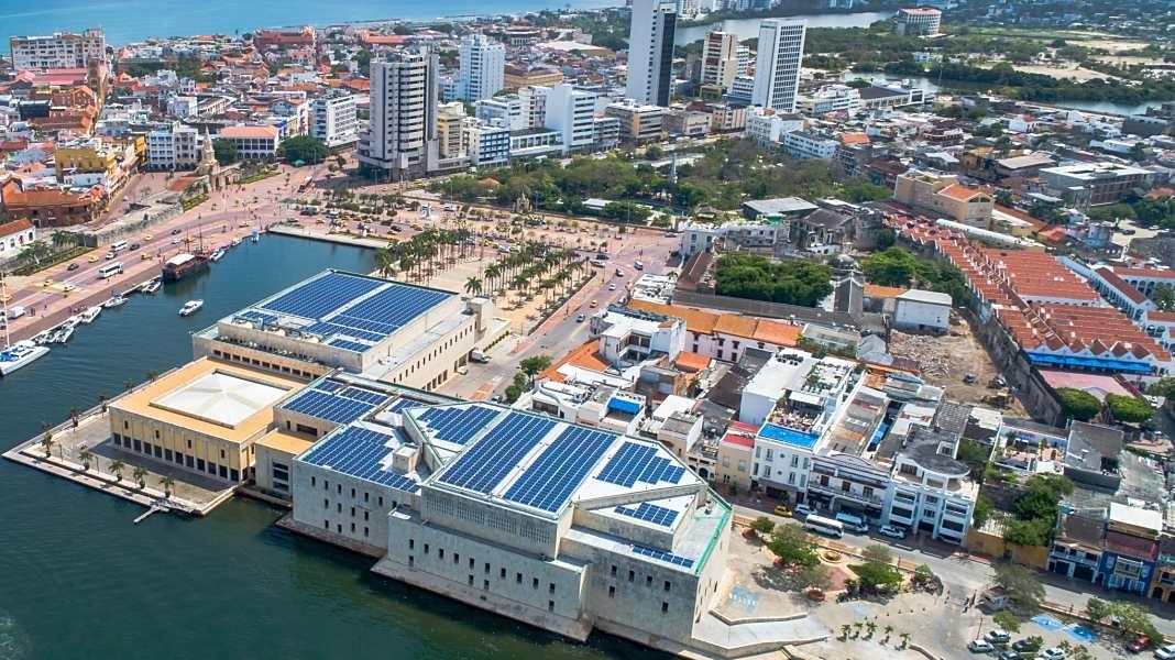 Techo Solar de Celsia _ Centro de Convenciones de Cartagena (1)+1