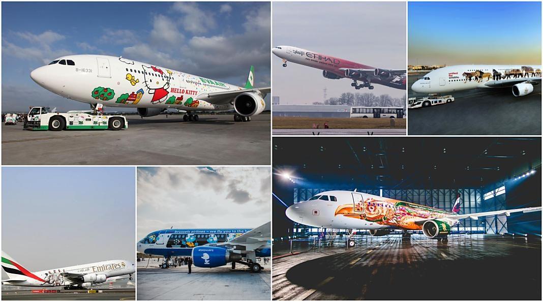 aviones airbus+1