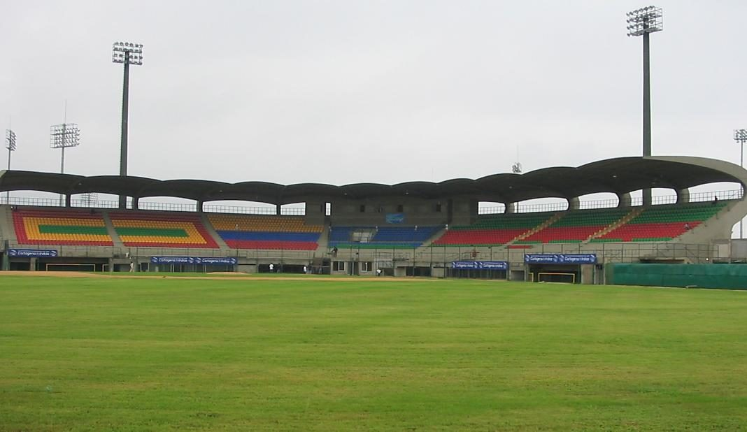 estadio Beisbol cartagena+1