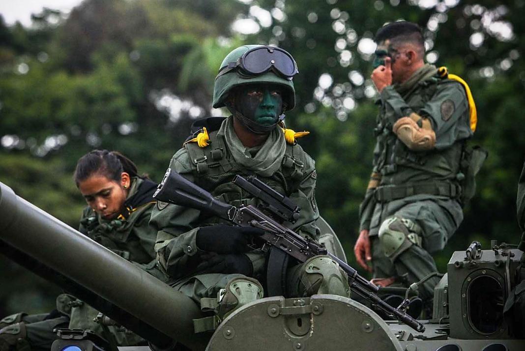 militares venezuela+1