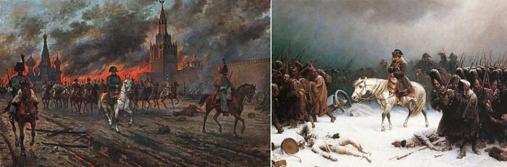 napoleon campana rusia
