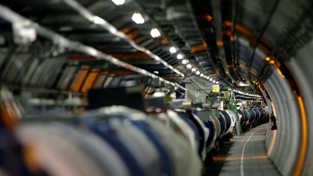aceleración de partículas