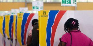 elecciones votaciones colombia