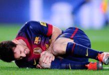 lesion messi+1