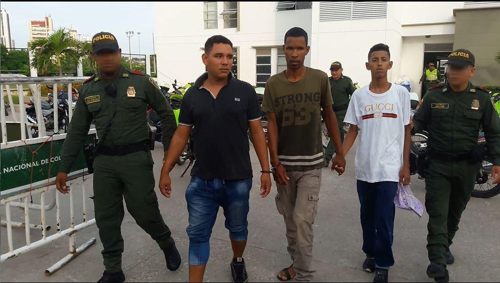 CAP X HOMICIDIO BARRIO EL MILAGRO 2