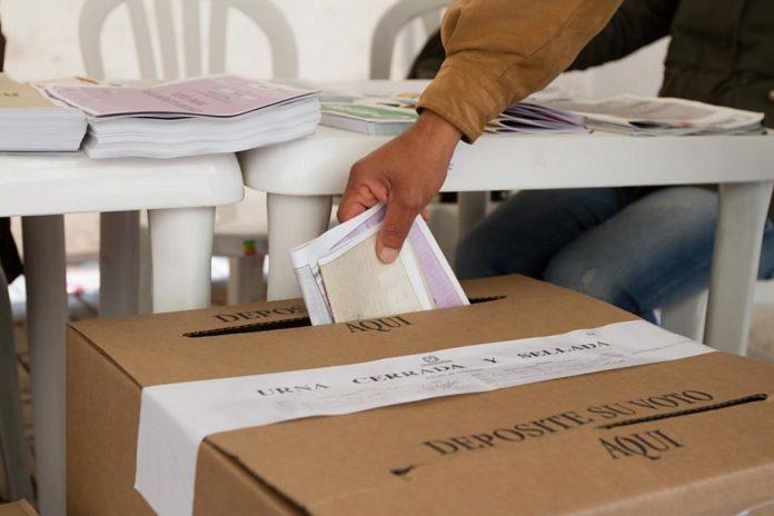 Consulta anticorrupcion votaciones