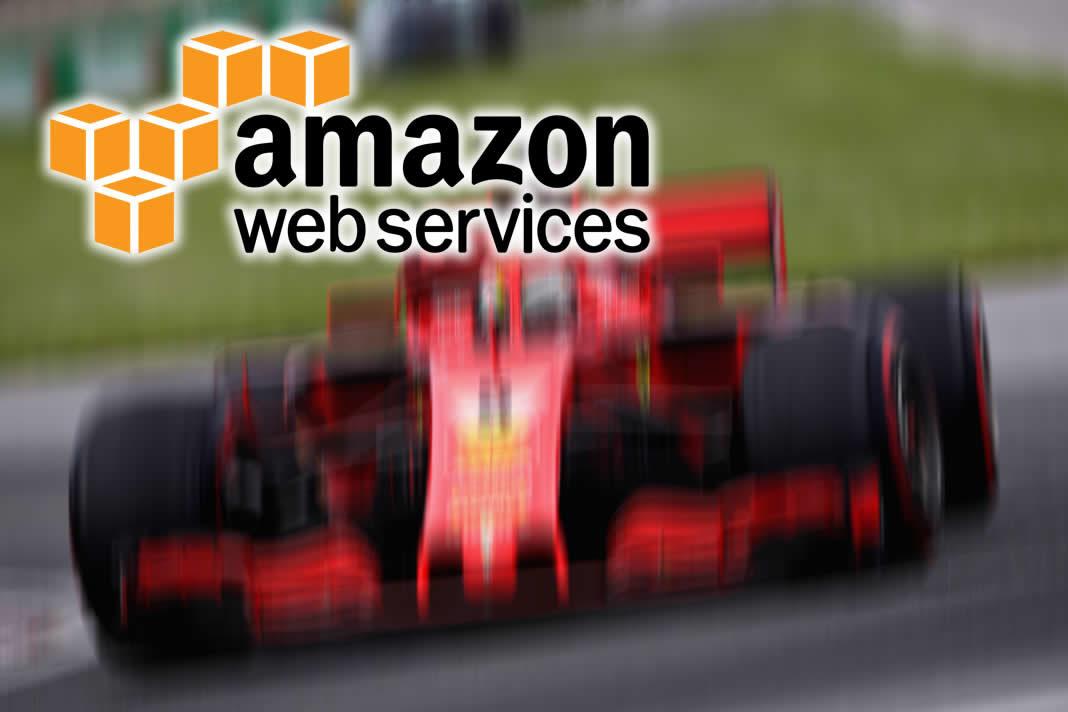 F1 aws amazon