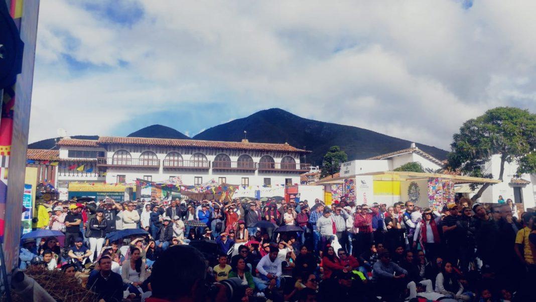 Festival a vuelo de cóndor