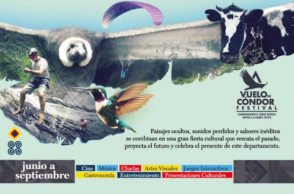 Festival a vuelo de cóndor poster