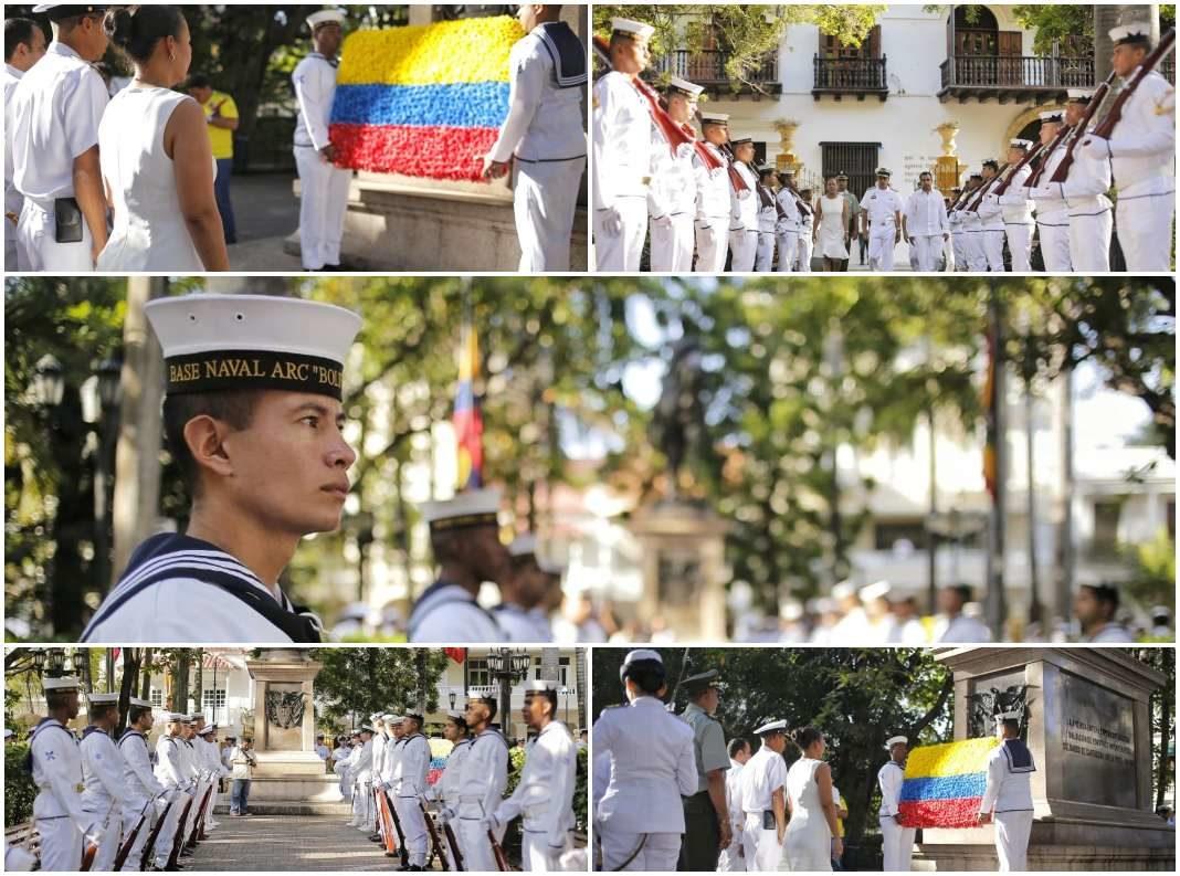 Independencia en Cartagena