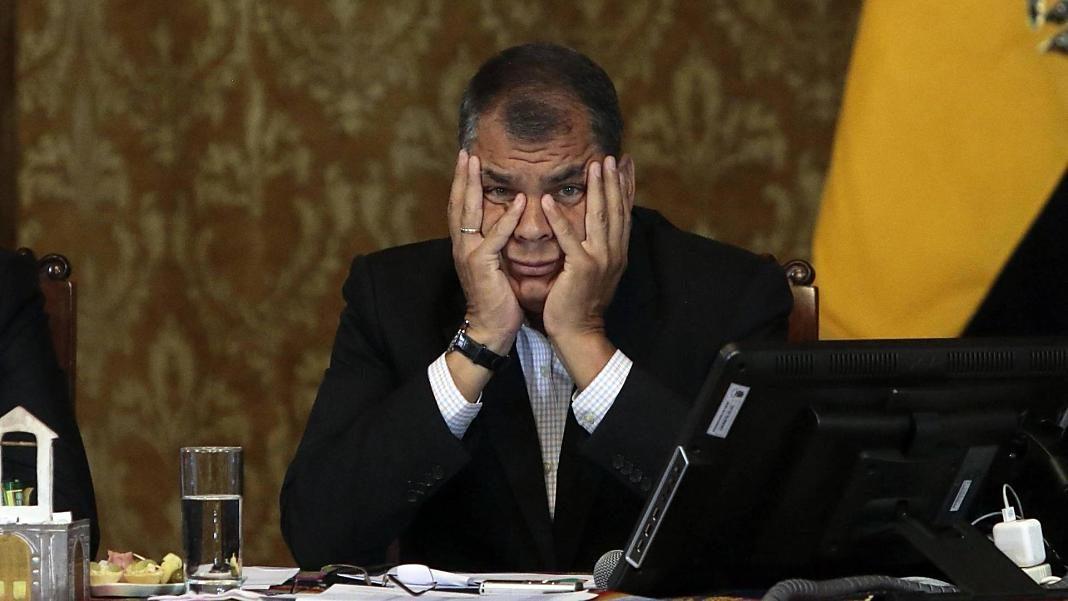 Rafael Correa+1