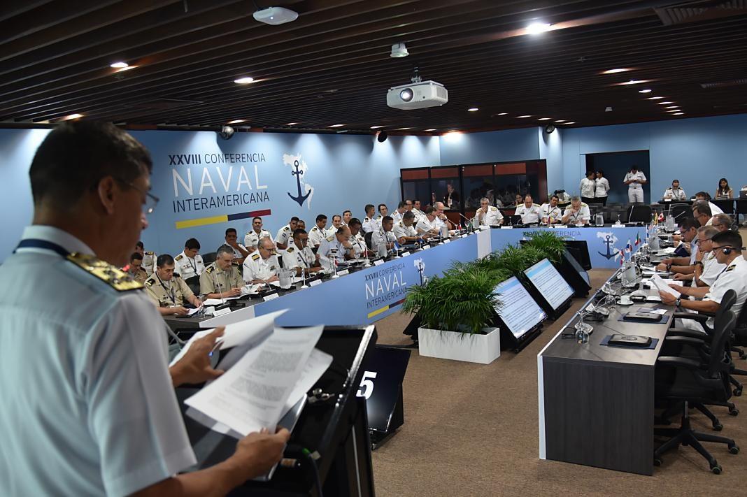XXVIII conferencia naval interamericana+1
