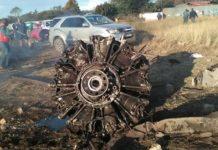 acidente aerop pretoria+1