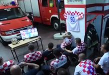 bomberos croacia