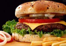 hamburguesa comida procesada+1