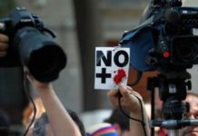 periodistas amenazados