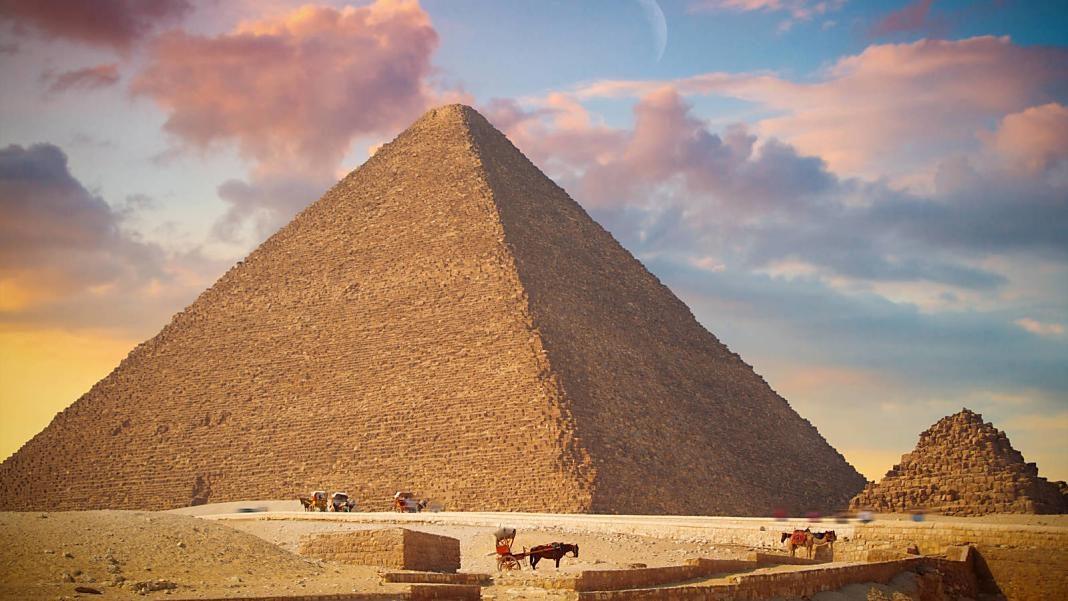 piramide de Guiza+2