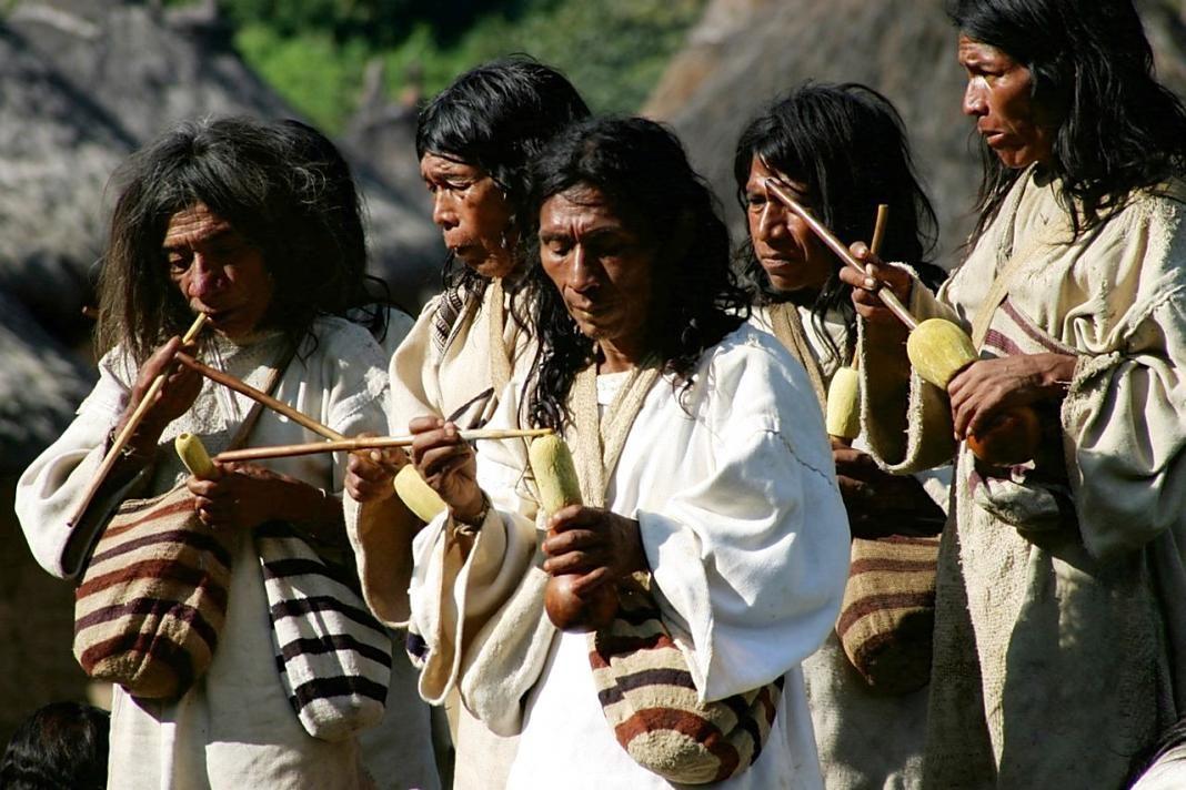 """El Ministro del Interior, Guillermo Rivera, expedirá este viernes el decreto denominado la """"Línea Negra"""" que amplía los espacios sagrados de las comunidades indígenas, y establece que a través de este"""