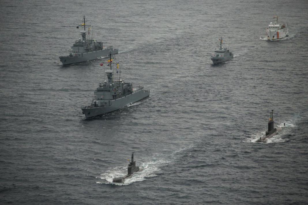 Operacion-Unitas-buques-maritima