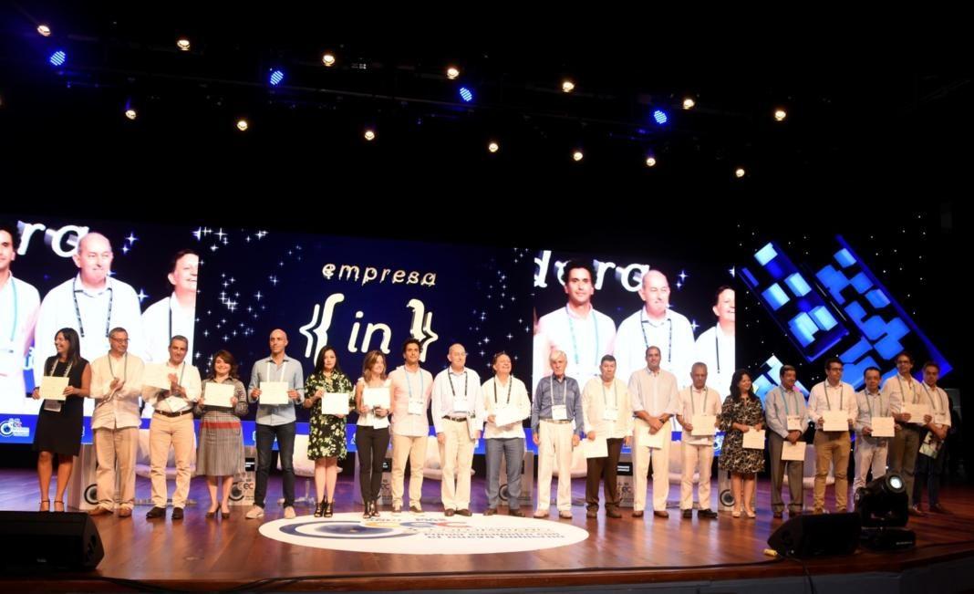 Premiación Empresas INspiradoras