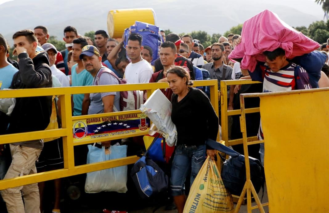 inmigrados venezelanos