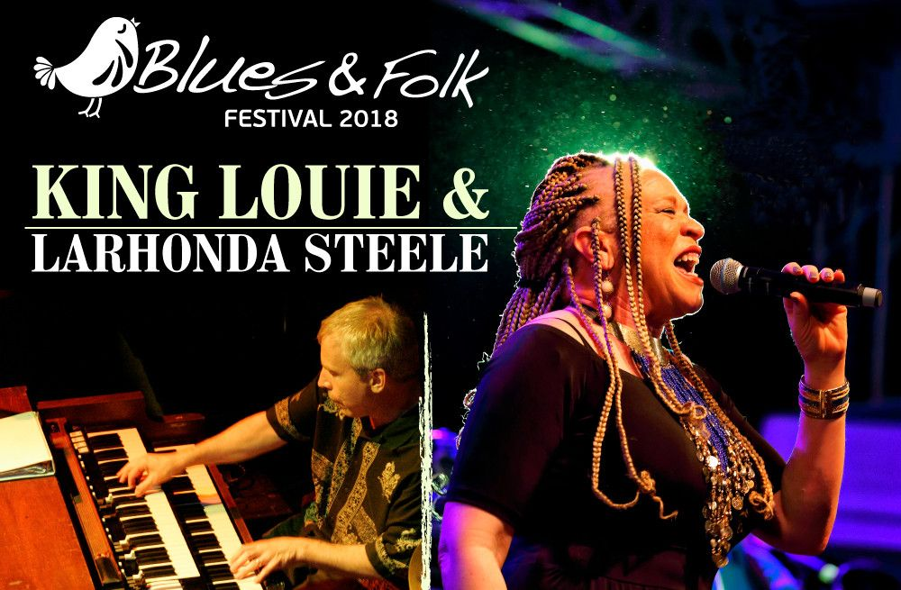 Blues & Folk Festival 2018+1