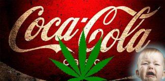 Coca-cola marihuana