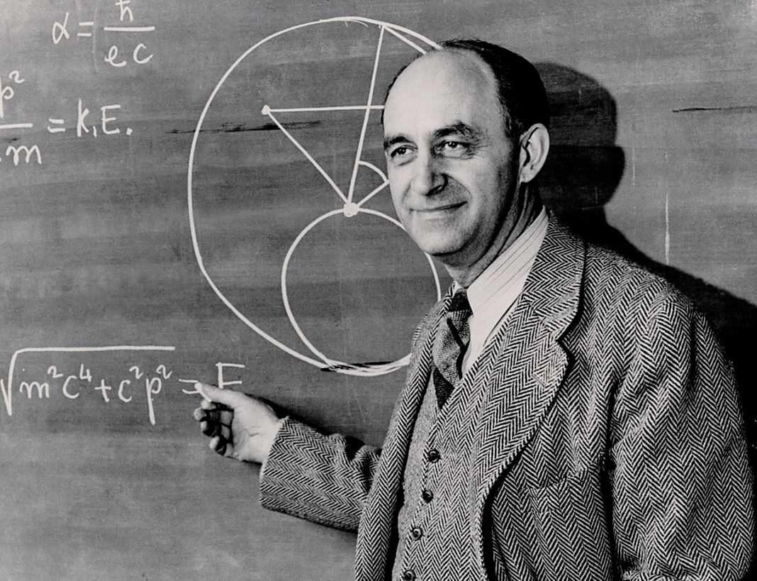 Enrico Fermi+1