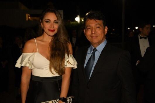 Adriana Corena, Carlos Monroy Gerente Administrativo Hotel Cartagena Plaza