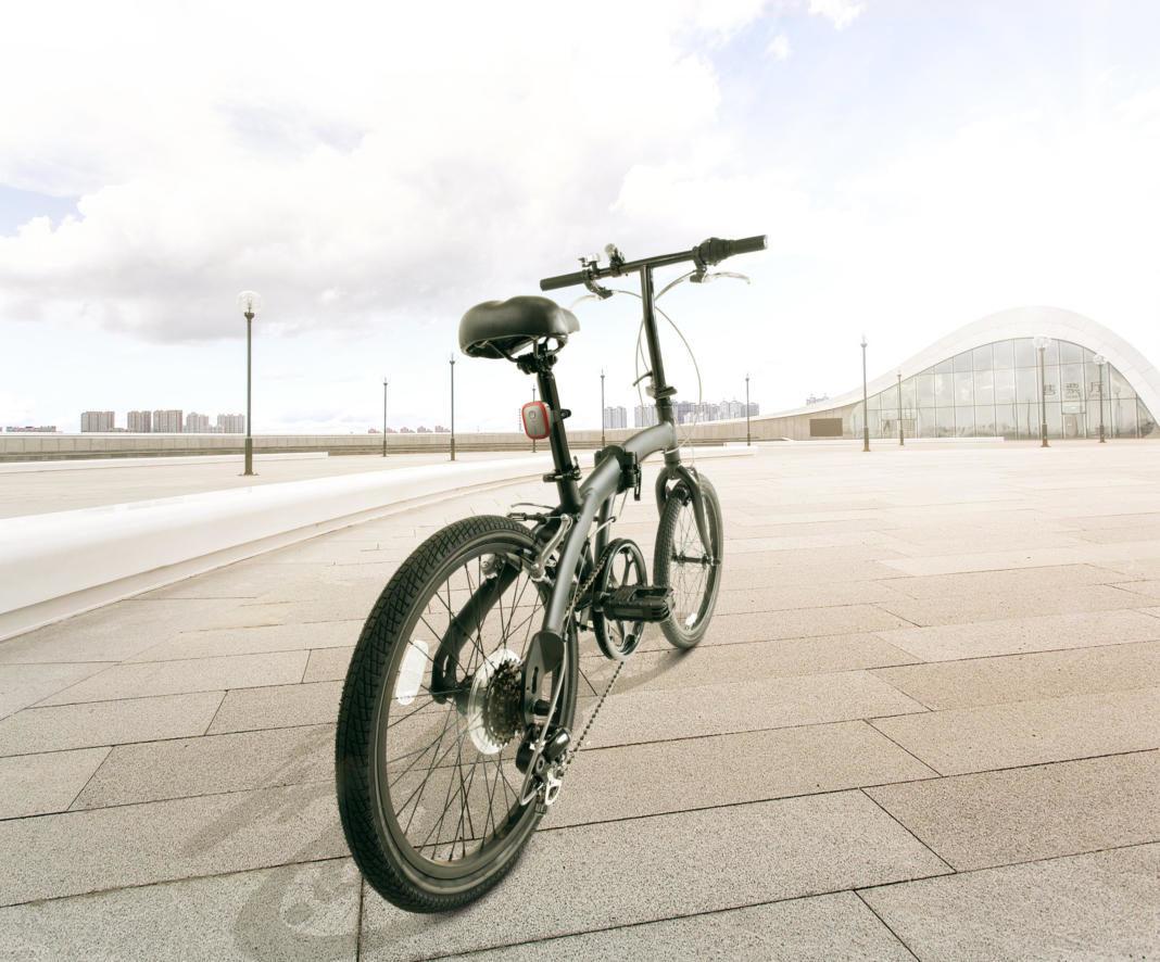 Locator for bikes