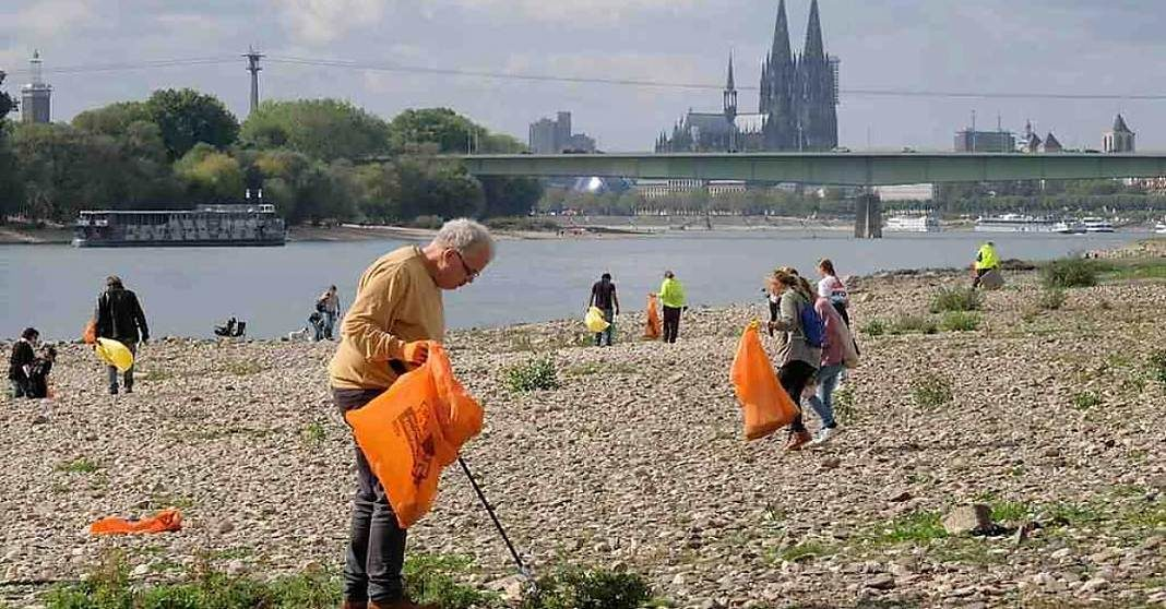 Rhine Clean Up+1