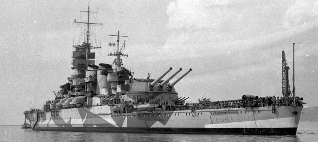 buque roma