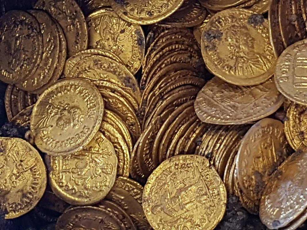 monedas oro como+2