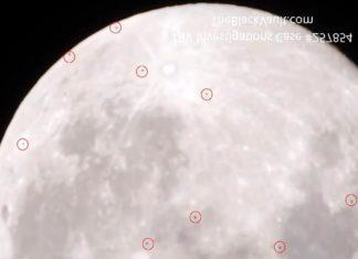 ovni luna roma