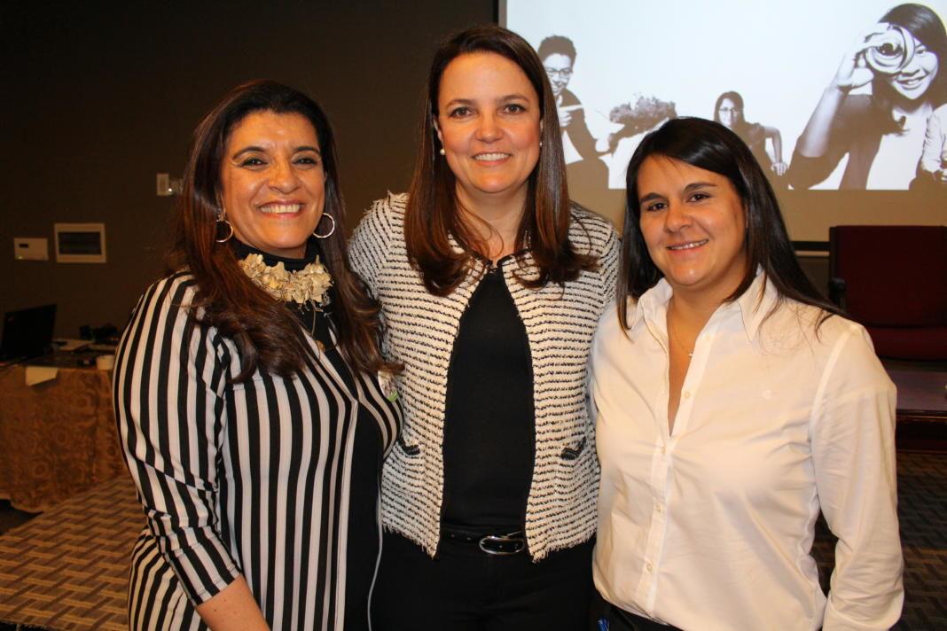 Adriana Pulido, Marcela Gómez, Carolina Rodríguez