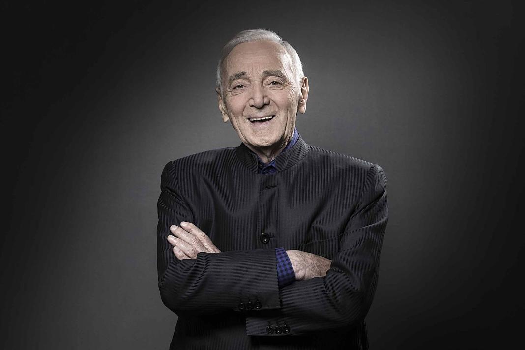 Charles Aznavour+1