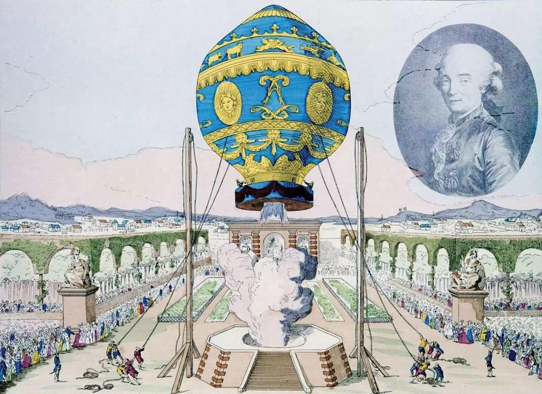 globo Montgolfier+1