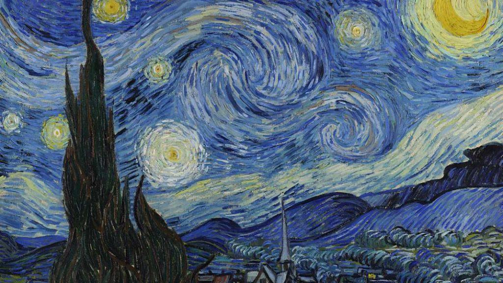 noche estrellada+1