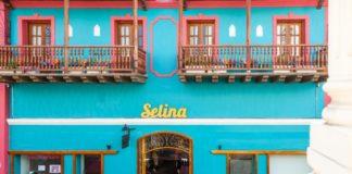 Selina Cartagena fachada-min