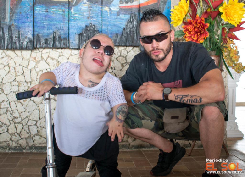 Alejo Little & Mauro Bedoya