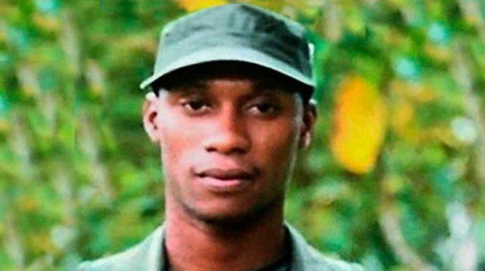 """Alias """"Guacho"""", líder de las FARC+1"""