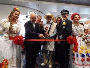 American Airlines inuagura nueva ruta entre Pereira - Miami 1