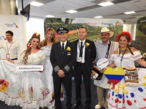 American Airlines inuagura nueva ruta entre Pereira - Miami 2