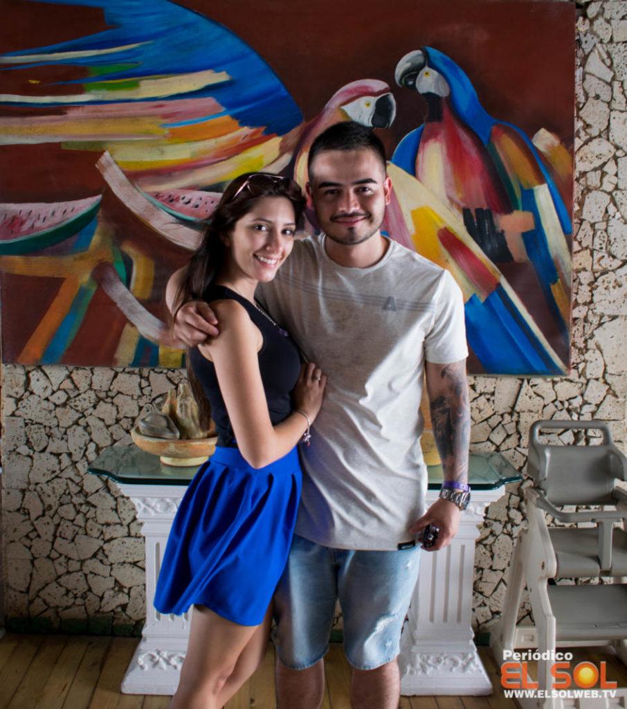 Camilo Gaviria & Natalia Vargas