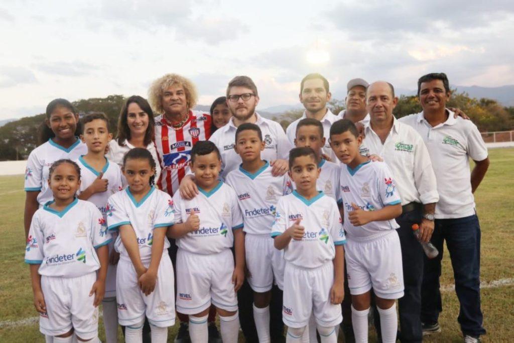 Codazzi escuela futbol