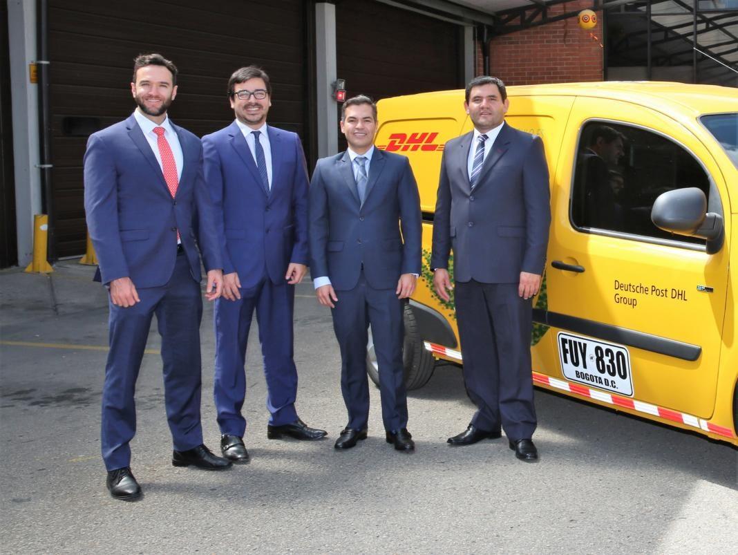 DHL - Carros Eléctricos
