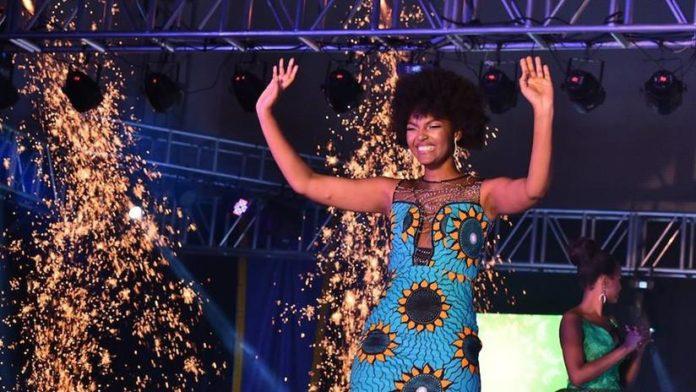 Dorcas Kasinde, representante del Congo+1